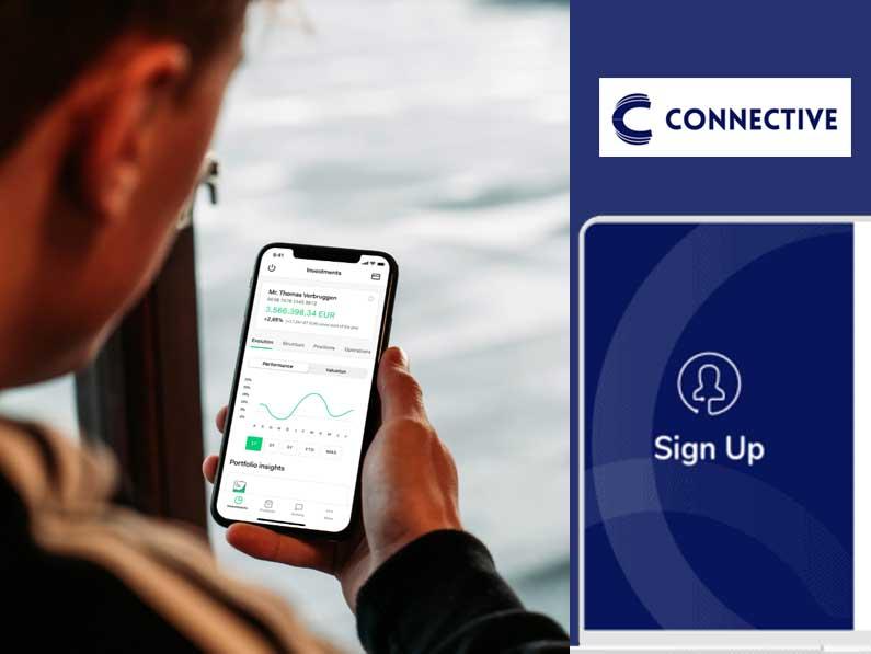 La institución financiera Degroof Petercam se impulsa con Connective