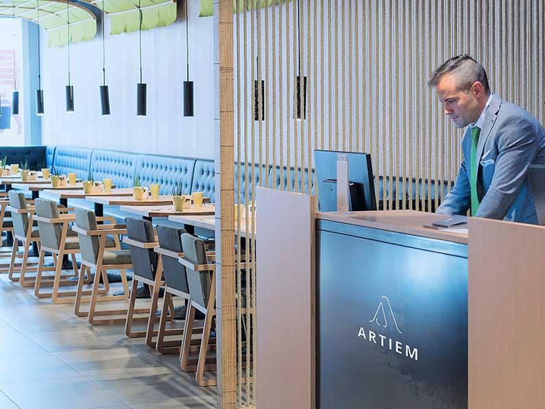 CEI Europe instala QuoHotel en los cinco hoteles Artiem Fresh People Hotels para su gestión unificada