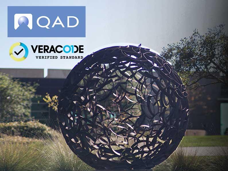 QAD Adaptive ERP alcanza el estatus verificado por Veracode